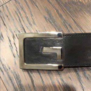 100% Authentic Men's Gucci belt. Size 105.